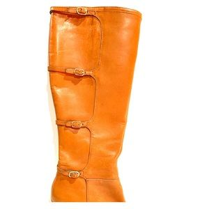 Lauren Ralph Lauren Tan Boots